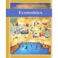 Economics by Boyes, William; Melvin, Michael, 9781439038697