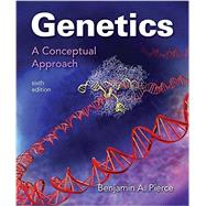 Loose-leaf Version for Genetics A Conceptual Approach by Pierce, Benjamin A., 9781319088699