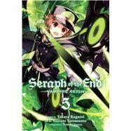 Seraph of the End, Vol. 5 by Kagami, Takaya; Yamamoto, Yamato, 9781421578699