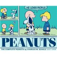 The Complete Peanuts 1957-1958 by Schulz, Charles M., 9781606998700