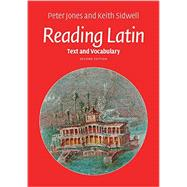 Reading Latin by Jones, Peter V.; Sidwell, Keith C., 9781107618701