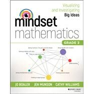 Mindset Mathematics by Boaler, Jo; Munson, Jen; Williams, Cathy, 9781119358701
