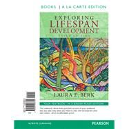 Exploring Lifespan Development, Books a la Carte Edition by Berk, Laura E., 9780205958702