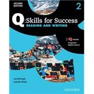 Q:SKILLS F/SUCCESS 2:READING..-W/ACCESS by Unknown, 9780194818704