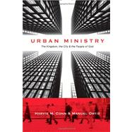 Urban Ministry by Conn, Harvie M., 9780830838707
