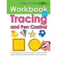 Wipe Clean Workbook Tracing and Pen Control by Priddy, Roger, 9780312508708