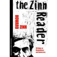 The Zinn Reader by Zinn, Howard, 9781583228708