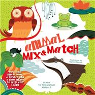 Animal Mix & Match by Baruzzi, Agnese, 9788854408708