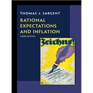Rational Expectations and Inflation by Sargent, Thomas J., 9780691158709