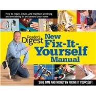 New Fix-It-Yourself Manual by Reader's Digest, 9780895778710