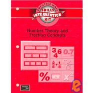 Prentice Hall Skills Intervention - Number Theory and Fraction Concepts by Charles, Randall I. (CON), 9780130438713