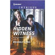 Hidden Witness by Long, Beverly, 9780373698714
