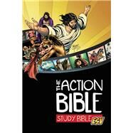 The Action Bible Study Bible ESV (Hardcover) by Cook, David C.; DeVries, Catherine, 9781434708717