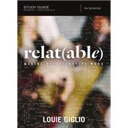 Relatable by Giglio, Louie, 9780310088721