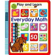 Play and Learn with Wallace: Everyday Math by Priddy, Roger, 9780312518721