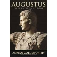 Augustus by Goldsworthy, Adrian, 9780300178722