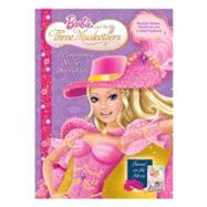 Barbie and the Three Musketeers Panorama Stickerbook by Barbie™; Fontes, Justine; Ulkutay Design Group, 9780794418724
