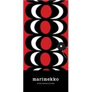 Marimekko Sticky Notes and To-dos by Marimekko, 9781452138725