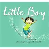 Little Boy by McGhee, Alison; Reynolds, Peter H., 9781416958727