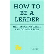 How to Be a Leader by Bjergegaard, Martin; Popa, Cosmina, 9781250078735