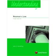 Understanding Property Law by Sprankling, John, 9781422498736