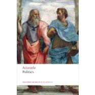 Politics by Aristotle; Barker, Ernest; Stalley, R. F., 9780199538737