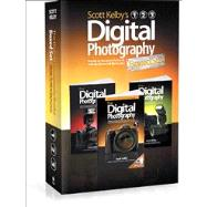 Digital Photography Vols. 1-3, Set : The Step-by-Step Secrets for How to Make Your Photos Look like the Pros? by Kelby, Scott, 9780321678737
