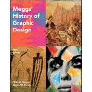 Meggs' History of Graphic Design, FifthEdition by Meggs, 9780470168738