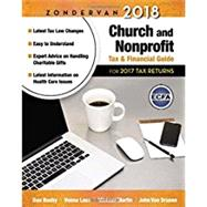 Zondervan Church and Nonprofit Tax & Financial Guide 2018 by Busby, Dan; Laue, Vonna; Martin, Michael; Van Drunen, John, 9780310588740