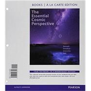 Essential Cosmic Perspective, The, Books a la Carte Plus MasteringAstronomy with eText -- Access Card Package by Bennett, Jeffrey O; Donahue, Megan O.; Schneider, Nicholas; Voit, Mark, 9780321928740