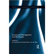 Turnaround Management and Bankruptcy by Adriaanse; Jan, 9781138828742