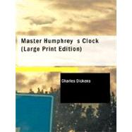 Master Humphrey's Clock by Dickens, Charles, 9781426438745