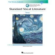 Standard Vocal Literature - An Introduction to Repertoire: Tenor by Walters, Richard, 9780634078750