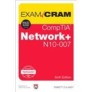 CompTIA Network+ N10-007 Exam Cram by , 9780789758750