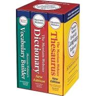 Merriam-Webster's Everyday Language Reference Set by Merriam-Webster, 9780877798750
