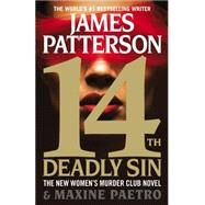 14th Deadly Sin by Patterson, James; Paetro, Maxine, 9780316408752