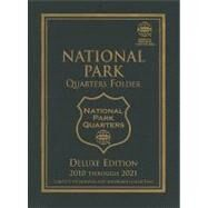 National Park Quarters Folder 2010 Through 2021 by Whitman Publishing, 9780794828752