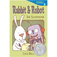 Rabbit and Robot by BELL, CECEBELL, CECE, 9780763668754