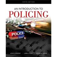 An Introduction to Policing by Dempsey, John S.; Forst, Linda S.; Carter, Steven B., 9781337558754