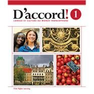 D'accord! Level 1 (text + supersite code) by Vista Higher Learning, 9781618578754