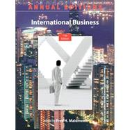 Annual Editions: International Business, 17/e by Maidment, Fred, 9780073528755