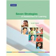 Seven Strategies of Assessment for Learning by Chappuis, Jan, 9780132548755
