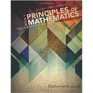 Principles of Mathematics by Loop, Katherine A., 9780890518755