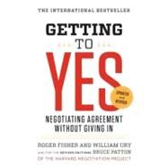 Getting to Yes by Fisher, Roger, 9780143118756