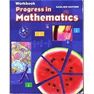 Progress in Mathematics  Student Workbook: Grade 5 (88753) by Sadlier, 9780821588758