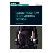 Construction for Fashion Design by Gobin, Kiran, 9781472538758