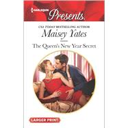 The Queen's New Year Secret by Yates, Maisey, 9780373138760