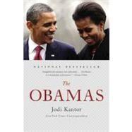 The Obamas by Kantor, Jodi, 9780316098762