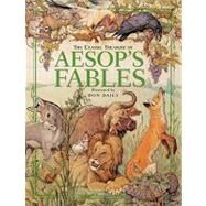 The Classic Treasury of Aesop's Fables by Daily, Don, 9780762428762