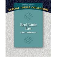 Real Estate Law by Aalberts, Robert J., 9781285428765